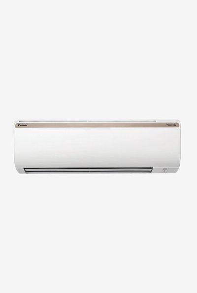 DAIKIN 1.5 Ton Inverter 3 Star FTKL50TV16U/V Copper Split AC (White)