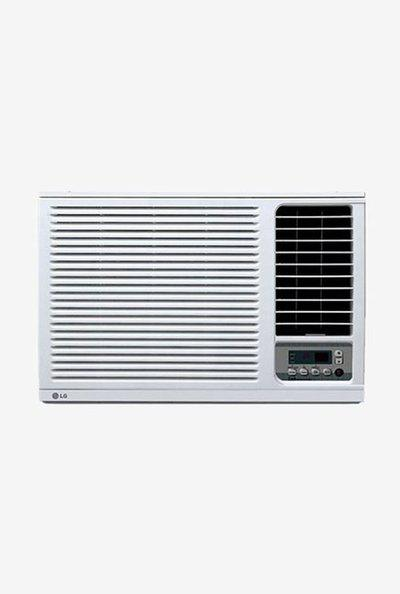 LG 1.0 Ton 3 Star (BEE Rating 2018) LWA12GWXA Window AC (White)