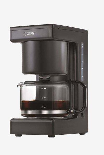 Prestige PCMD 1.0 650 W Espresso Coffee Maker (Black)