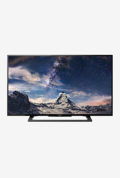 Sony Bravia 101.6 cm 40 Inches Full HD LED TV KLV-40R252F Black 2018 model