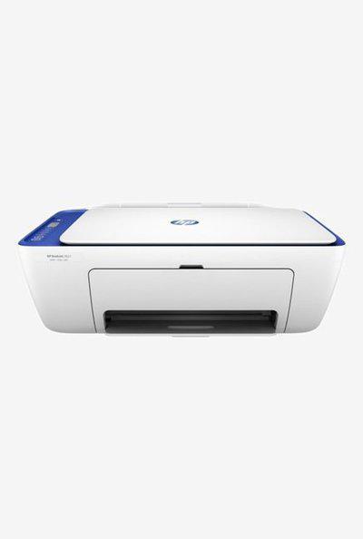 HP DeskJet 2621 Y5H68D Wireless All-in-One Printer (White)
