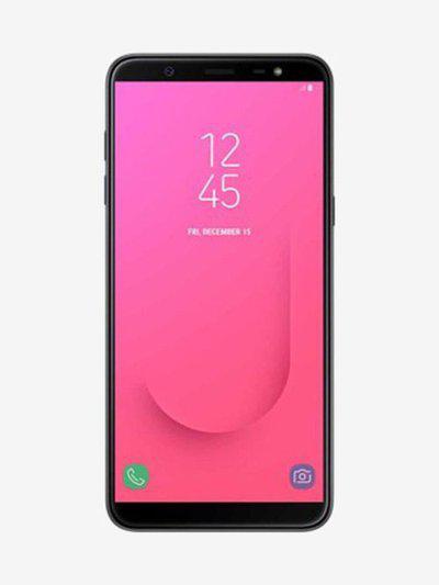 Samsung Galaxy J8 64 GB (Black) 4 GB RAM, Dual SIM 4G