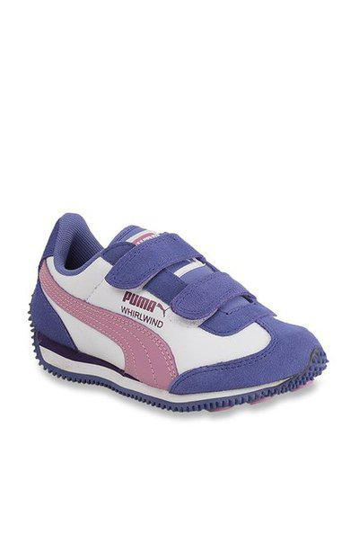 Puma Whirlwind L PS Baja Blue & Smoky Grape Sneakers