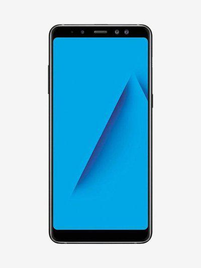 Samsung Galaxy A8 Plus 64 GB (Black) 6 GB RAM, Dual SIM 4G