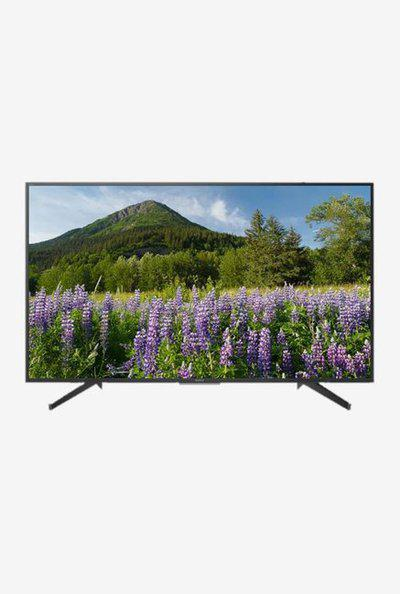 Sony 123 cm (49 Inches) Linux Smart Ultra HD 4K LED TV KD-49X7002F (Black)