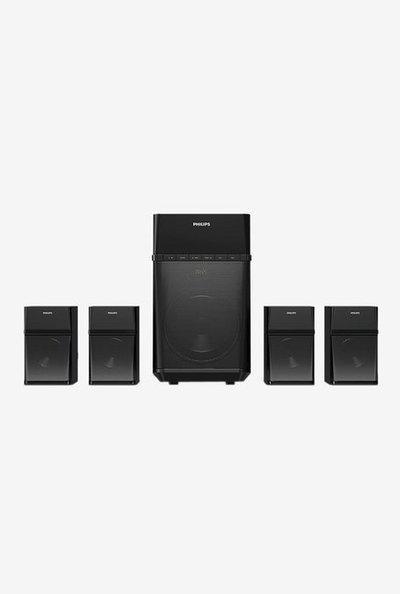 Philips SPA8180B/94 85 W 4.1 Channel Home Theatre (Black)