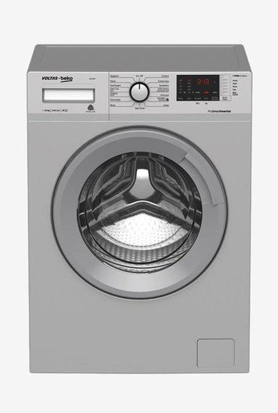 Voltas Beko WFL65S 6.5 kg Fully Automatic Front Loading Washing Machine 26 Stain Expert (Grey)