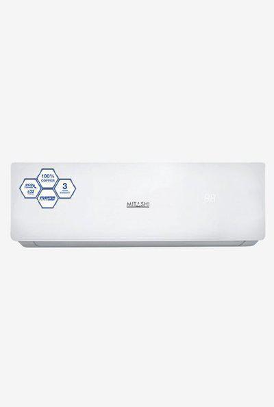 Mitashi 1.5 Ton Inverter 5 Star Copper (BEE Rating 2018) Refrigerant:R32 Split AC