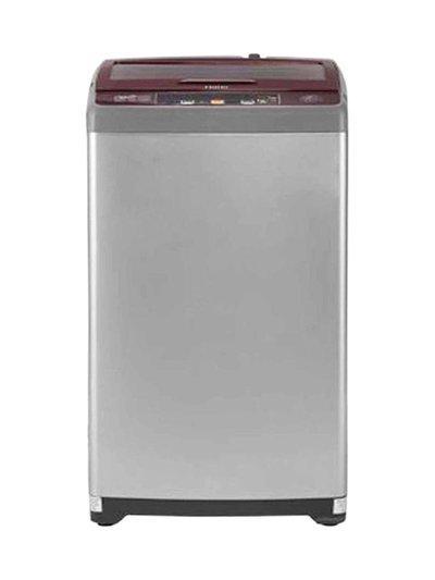 Haier HWM70-707NZP 7 kg Fully Automatic Top Load Washing Machine (Silver)
