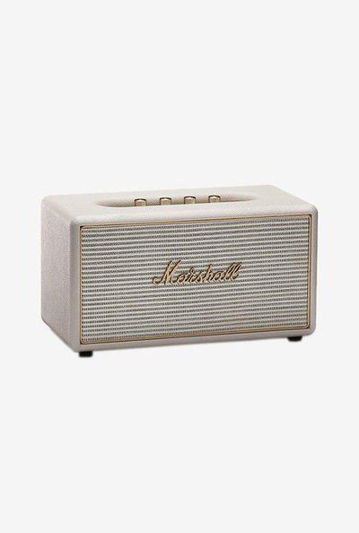 Marshall Stanmore Multi-Room Bluetooth Speaker (Cream)
