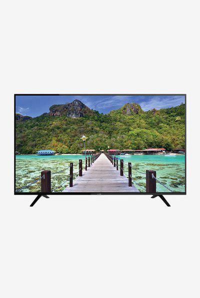 Lloyd L43U2A0KA 108 cm (43 Inches) Smart Ultra HD 4K LED TV (Black)