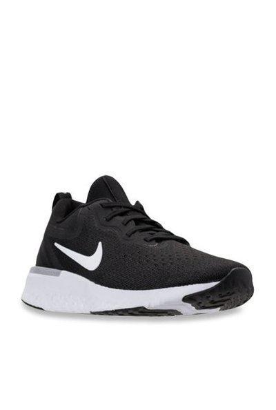 Nike Odyssey React Black Running Shoes