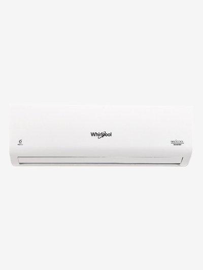 Whirlpool 1.5 Ton Inverter 3S Copper (2019 Range) R32 Magicool Pro SAI18B39MC0 Split AC WhiteSilver