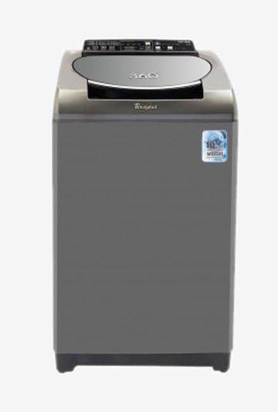 Whirlpool 360 Deg Bloomwash Ultra (SC) 7 kg Fully Automatic Top Loading Washing Machine (Graphite)