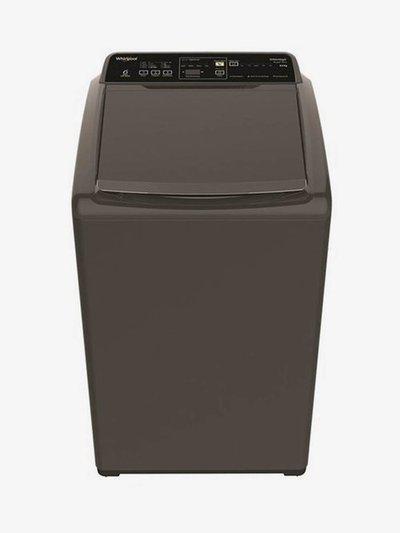 Whirlpool Royal Plus 6.5 kg Fully Automatic Top Loading Washing Machine (Shiny Grey)