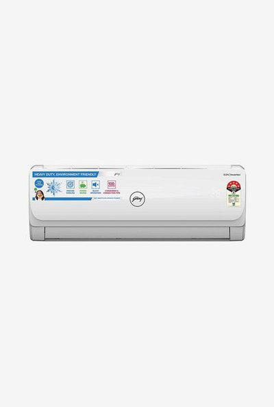 Godrej 1 Ton Inverter 5 Star Copper (2019 Range) GIC 12 GTC5 WSA Split AC (White)