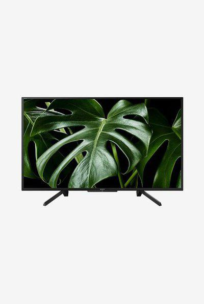 Sony 80 cm (32 inches) Smart Full HD LED TV KLV-32W672G (Black)