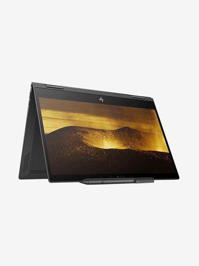 HP Envy x360 AG Series Ryzen 3 Quad Core 2300U  4 GB 128 GB SSD Windows 10 Home 13AG0034AU 2 in 1 Laptop133 inch Black 13 kg