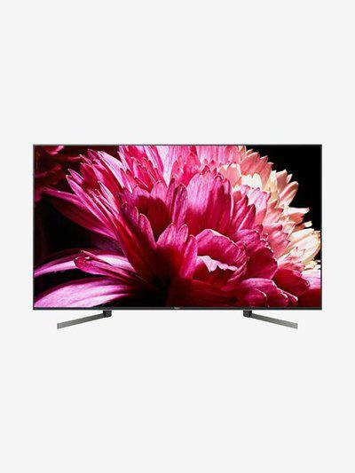 Sony 189.3 cm (75 Inches) Smart 4K Ultra HD Android LED TV KD-75X9500G (Black, 2019 Range)