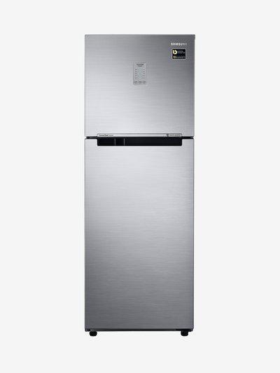 Samsung RT28R3744S8/HL 253L Inverter 4 Star Frost Free Double Door CNV Refrigerator (Elegant Inox)