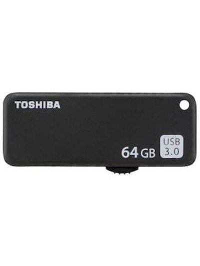 Toshiba Yamabiko THNU365K0640A4 64GB USB 30 Pendrive Black