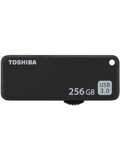 Toshiba Yamabiko U365 THN-U365K02560A4 256GB Pen Drive (Black)