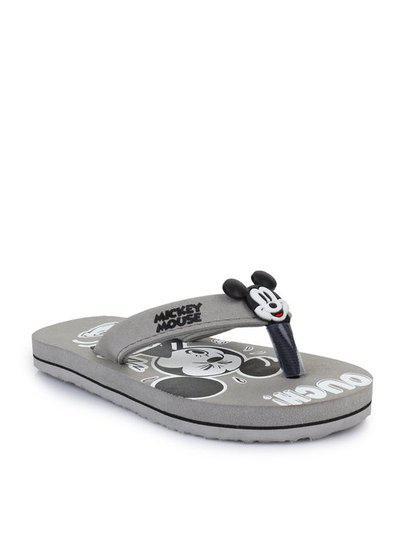 Mickey Kids Grey Flip Flop