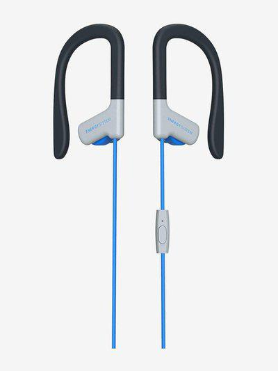 Energy Sistem Sport 1 Wired Earphones with Mic (Blue)