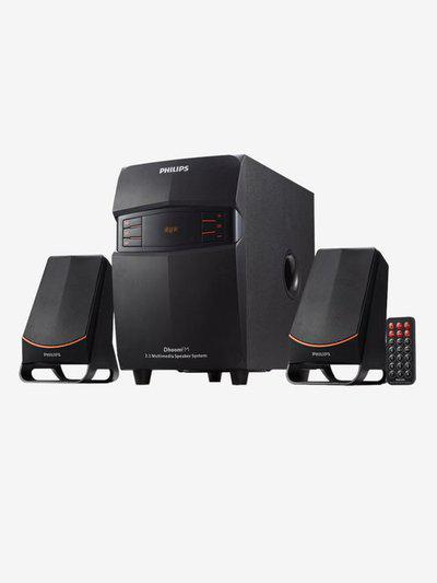 Philips MMS2550B/94 25W 2.1 Channel Home Theatre System (Black)