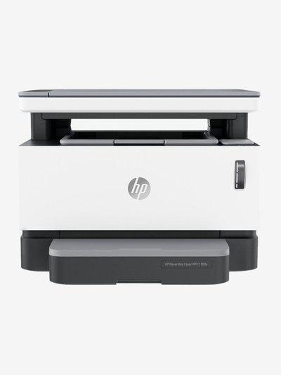 HP Neverstop 1200a 4QD21A Multi Function Laser Printer (Black/White)