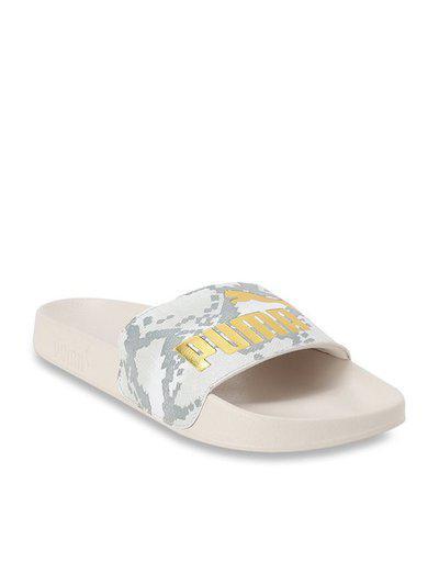 Puma Leadcat Grey Casual Sandals
