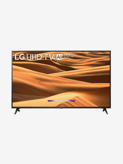 LG 109.22 cm (43 Inches) Smart 4K Ultra HD LED TV 43UM7300PTA (Black, 2019 Model)