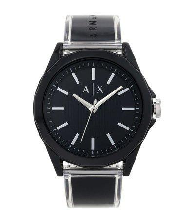 Armani Exchange AX2629 Drexler Black Dial Watch for Men