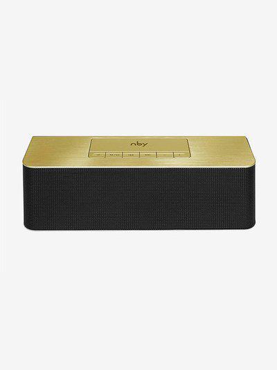 Jango NBY-02 2.1 Channel 10W Bluetooth Speaker (Gold)