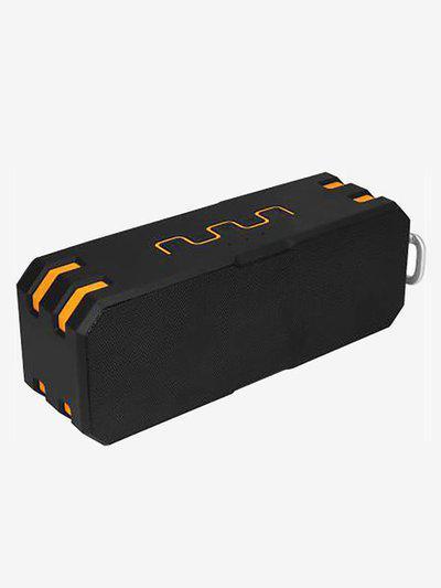 Jango F4 12W Bluetooth Speaker (Yellow/Black)