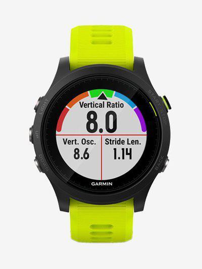 Garmin Forerunner 935 GPS Running Smartwatch (Force Yellow)