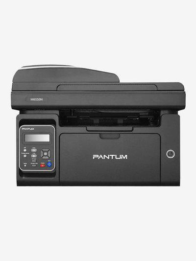 Pantum M6550N Multi Function Laser Printer (Black)