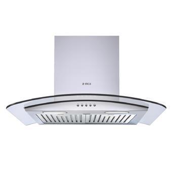 Elica Glace TF ETB Plus LTW 60 PB LED Chimney