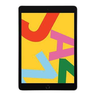 Apple iPad 7th Gen 32 GB 102 inch with WiFi plus Cellular Space Grey mw6a2hn a