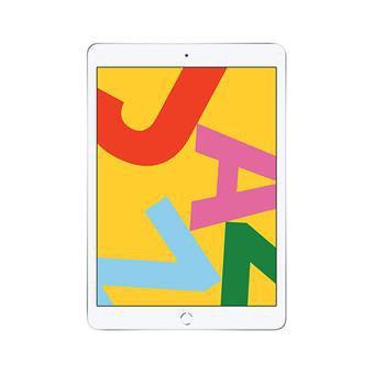 Apple iPad 7th Gen 32 GB 102 inch with WiFi plus Cellular Silver mw6c2hn a
