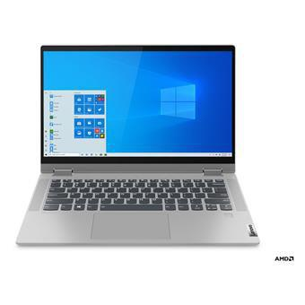 Lenovo (FLEX5-14) Laptop AMD, Ryzen 5/8GB RAM/512GB SSD/Integrated Graphics /14 (35.56cm)/Windows 10 Home) Touch Screen