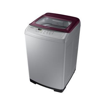 Samsung 6.5 Kg Fully Automatic Top Load Washing Machine with Wobble Technology (, Imperial Silver)