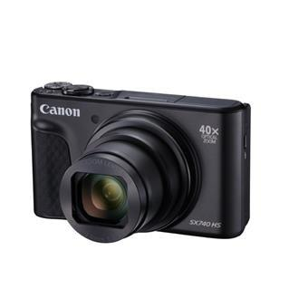 Canon Powershot SX740 HS Still Camera (Black)
