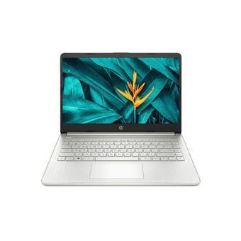 HP 14 Thin and Light 14 35.56cms FHD Laptop 11th Gen Intel i7-1165G7 8GB 512GB SSD Windows 10 MS Office 2019 Alexa Built-in Pale Gold 1.47 kg 14s-dr2007TU