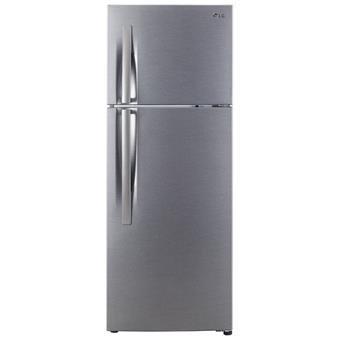 LG 284L Inverter 2 Star 2020 Frost Free Double Door Refrigerator Dazzle Steel GL-C302KDSY