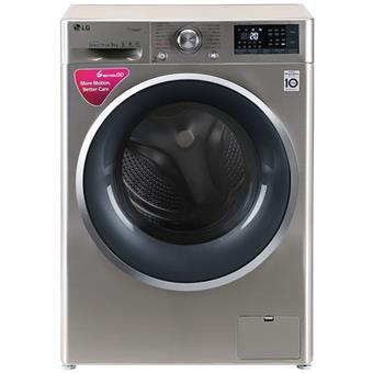 LG 9 kg Inverter Wi-Fi Fully-Automatic Front Loading Washing Machine FHT1409SWS STS-VCM Inbuilt Heater