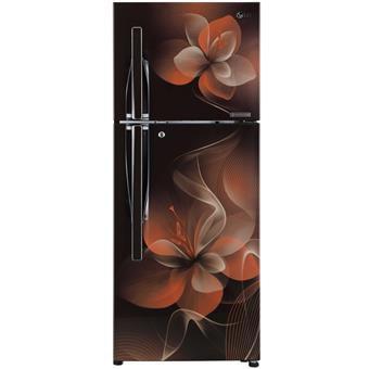 LG 260 L Frost Free Double Door 2 Star Convertible Refrigerator Hazel Dazzle GL-T292RHDU